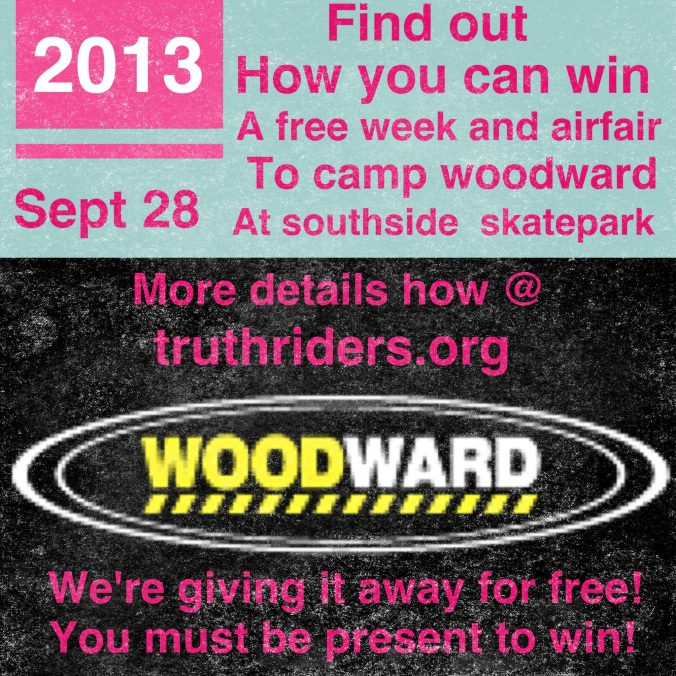 Win a free trip to Camp Woodward Air fair included