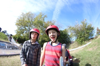 Ian & Jackson
